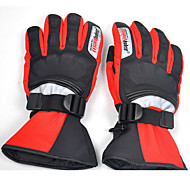 2015 New Winter Wind Proof Waterproof Insulation Men'S Motorcycle Racing Gloves