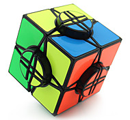 Rubik's Cube YongJun Smooth Speed Cube Alien Speed Professional Level Magic Cube ABS