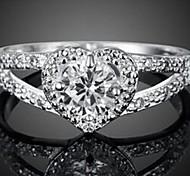 Fashion Heart Ring