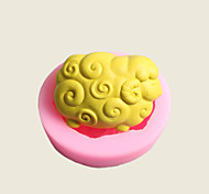 Sheep Chocolate Silicone Molds,Cake Molds,Soap Molds,Decoration Tools Bakeware