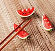 Fruit Ceramic Chopsticks Holder