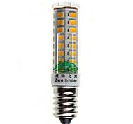 Zweihnder E14  10W High Performance  SMD 2835 White Light Tiny LEDs Corn Light (51 LEDs 450LM)