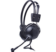Somic Danyin DT-801 Original Headphones Stereo Headset For Media Player/Tablet / Computer With Microphone
