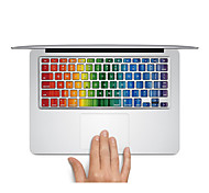 "Keys Sticker Laptop Decal keys Skin for MacBook Air 13"" MacBook Pro Retina 13'/15"" MacBook Pro 15"" MacBook Pro 17"