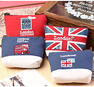 YL023 Korean Factory Direct Impression of England Coin Purse Bag Cute Lovely Fashion Storage Bag Embroidered