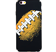 Back Dustproof / Punk Graffiti PC Ball Case Cover For Apple iPhone 6s Plus/6 Plus / iPhone 6s/6 / iPhone SE/5s/5