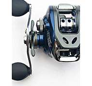 Carretes para pesca spinning 6.3/1 10 Rodamientos de bolas Intercambiable Pesca de baitcasting / Pesca en General-AF103B Luya