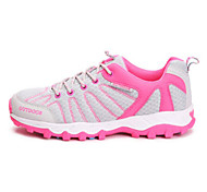 Light Grey/Purple Wearproof Rubber Running Shoes for Women