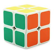 Shengshou® Cubo velocidad suave 2*2*2 Fluorescente / Nivel profesional Cubos Mágicos Negro / Blanco Plástico