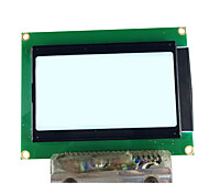 Dot Matrix Module Industrial LCD 12864 Serial Port LCD Module