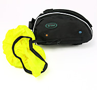 Bolsa para Quadro de BicicletaLista Reflectora / Á Prova de Humidade / Camurça de Vaca á Prova-de-Choque / Vestível / Compacto /