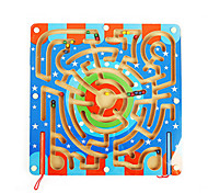 Magnetic Wooden Maze