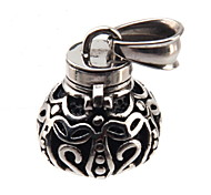 316L Stainless Steel Pendant In Pandora's Box