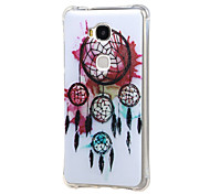 Dream Catcher Pattern Grainy Inner Shockproof Air TPU Case for Huawei Honor Play 5X / Honor 5X