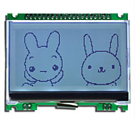 12864G-109F-PN LCD Module With Font LCD Screen Liquid Crystal Display Module