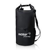 10L  Wristlet Bag / Backpack Accessories / zipper Waterproof Dry Bag /HoldallCamping & Hiking / Fishing / Climbing