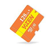 YISEN  128GB UHS-I U1 / Class 10 MicroSD/MicroSDHC/MicroSDXC/TFMax Read Speed80 (MB/S)