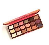 Smells Like Peaches New Makeup Eyeshadow 18 Color Eyeshadow Palette Eye Shadow Collection Palette