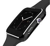 X6 Smart Watch Android Smart Wach Facebook Whatsapp Message Remind For Samsung Huawei Xiaomi