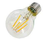 Jiawen 4W 2700K warm white Edison Style LED filament bulb AC85-265V