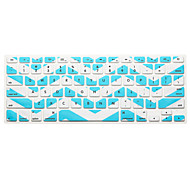 "Stripe Wave Pattern Keyboard Protective Film for 13.3"" 15"" 17"" Macbook Air/Pro/Retina Display"