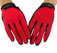 Winter Gloves Unisex Keep Warm Ski & Snowboard / Snowboarding Red / Black Canvas Free Size-Others