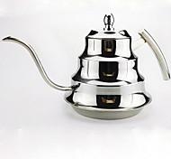 узкий горшок из нержавеющей стали кофейник чайнику