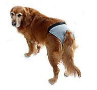 Classic Cotton Physiological Pants for Large Pets Dogs (Assorted Colors and Sizes)