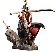 Аниме Фигурки Вдохновлен One Piece Dracula Mihawk PVC 15 См Модель игрушки игрушки куклы