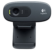 Logitech® Webcam C270 notebook desktop di casa HD con microfono