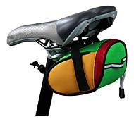 Bike BagBike Saddle Bag Reflective Strip / Compact Bicycle Bag PVC / 600D Polyester Cycle Bag Cycling/Bike 18*8*9