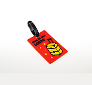 Luggage Tag Anti Lost Reminder for Luggage AccessoryRed Blue