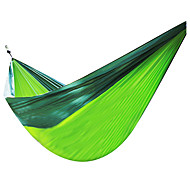 Outdoor Parachute Cloth Double Hammock