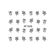 Nail Art Nail Sticker Nail Schmuck / 3D Nails Nagelaufkleber
