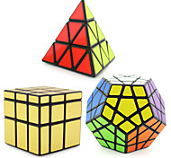 Rubik's Cube Smooth Speed Cube Pyraminx Alien Megaminx Speed Professional Level Magic Cube ABS