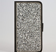 Luxury Bling Crystal Diamond Wallet Flip Card Case Cover For Samsung Grand Prime/Core Prime/J5