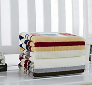 Blue and White Striped Towels More Adult Thickening Beach Towels
