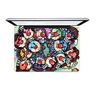 Super MOE Color 008 Full Keyboard PVC Scratch Proof For MacBook Air 11 13 15,Pro13 15,Retina13 15,MacBook12