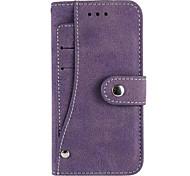 Multi-function Credit Card Slots Flip Case For iPhone 5 5S SE 6 6S Plus Case Vintage Leather Wallet Phone Bag