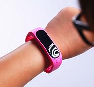 Unissex Relógio Esportivo / Smartwatch / Relógio de Pulso DigitalControle Remoto / Cronógrafo / Impermeável / Velocímetro / Podômetro /
