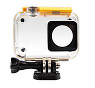 TELESIN 30m Underwater Casing for Xiaomi YI 4K Waterproof Case Diving Housing  Camera 2