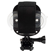 Accessori per GoPro,Smooth Frame Ventosa Clip Montaggio Conveniente Regolabile, Per-Action cam,GoPro Hero 5 Altro Cellulari Android