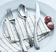Металл Столовый нож Ложки / Столовые вилки / Столовые ножи 3 шт.