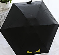 Little Folding Umbrellas Vinyl Umbrella Sun Umbrella Umbrellas% Off The Small Devil Uv Sun Umbrella