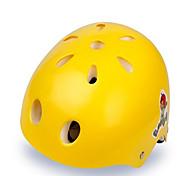 Спортивные-Детские-Велосипедный спорт / Роликобежный спорт-шлем(Зелёный / Красный / Розовый / Синий / Оранжевый,Пенополистирол /