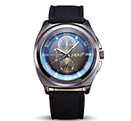 Men's Sport Watch Fashion Watch Wrist watch / Quartz Fabric Band Cool Casual Black