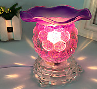 1PC  Crystal Small Grape Essential Oils That Move Light Sweet Lamp Aing Kind Of Sweet Festival Gifts