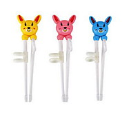 Children'S Tableware Baby Infant Early Childhood Learning Chopsticks Training Exercises Chopsticks Stainless Steel