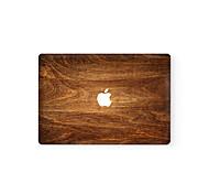 1 Stück Kratzfest Transparenter Kunststoff Gehäuse Aufkleber Ultra dünn / Matt / Cartoon-Bild FürMacBook Pro 15 '' mit Retina / MacBook