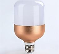 18w e27 1600lm холодный белый цвет привело прожекторов глобус освещения розового золота оболочки (ac160-265v)
